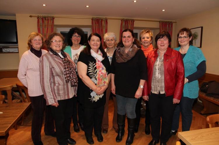 Bild: Frauen Union, Mitte Vorsitzende Marion Südholt