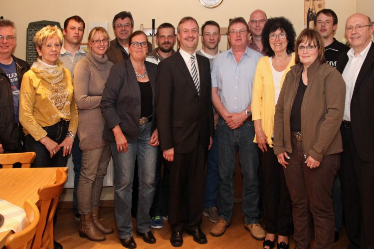 Bild: CSU Jahreshauptversammlung am 16.04.2015