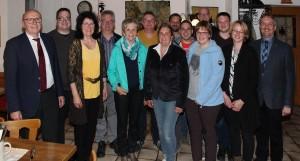 CSU Vorstand 2017